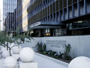 Phoenix Bankruptcy Court Building